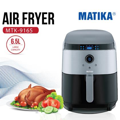 Nồi chiên không dầu điện tử Matika MTK-9165 (6,5L)- Bh 12 tháng