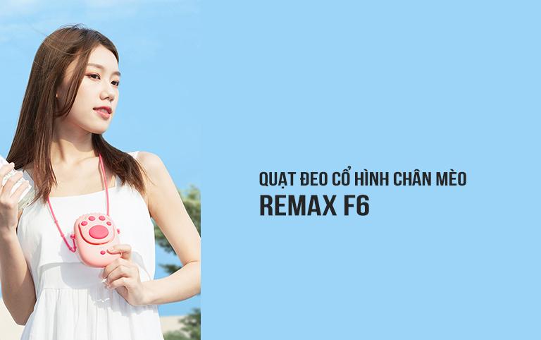 Quạt Remax F6