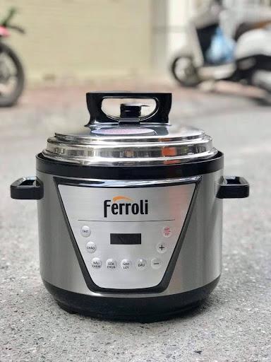 Nồi áp suất điện đa năng Ferroli FPC900-D