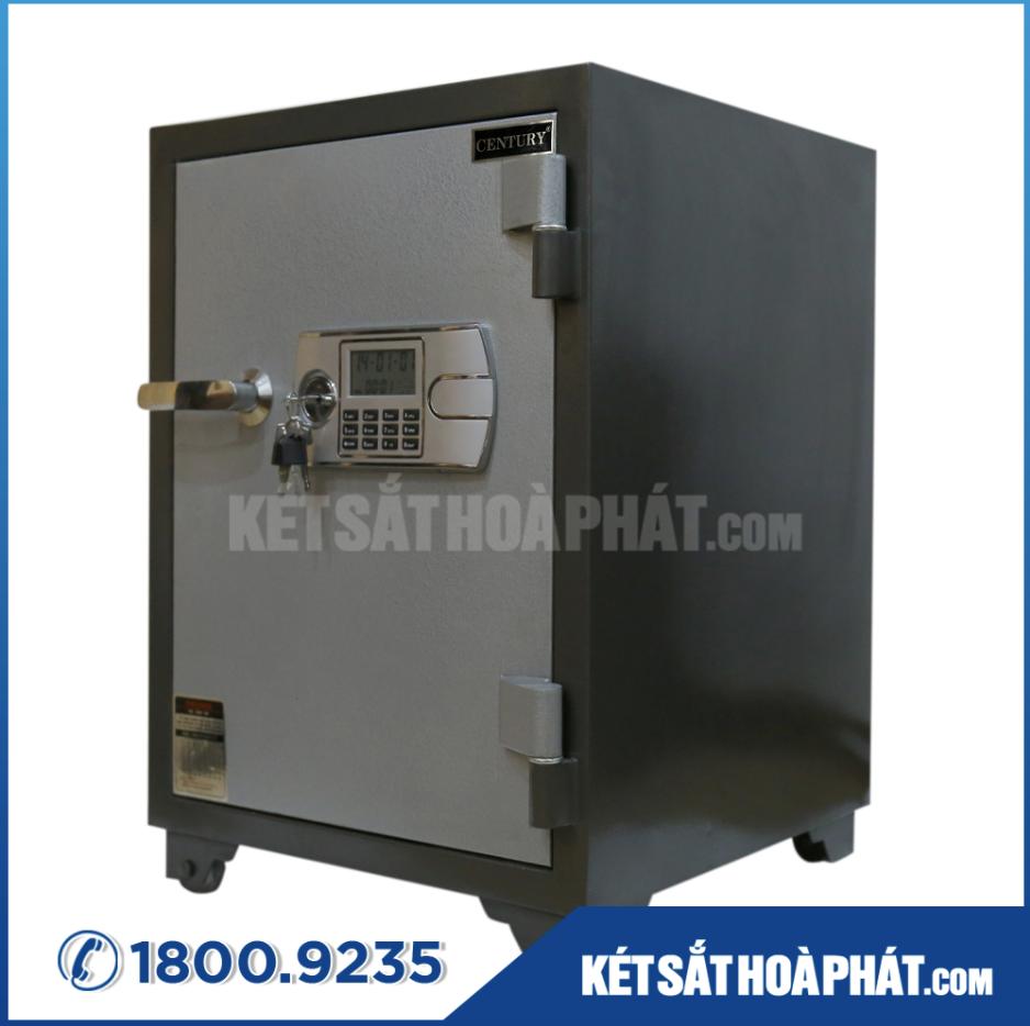 két sắt chống cháy Century CF110 điện tử