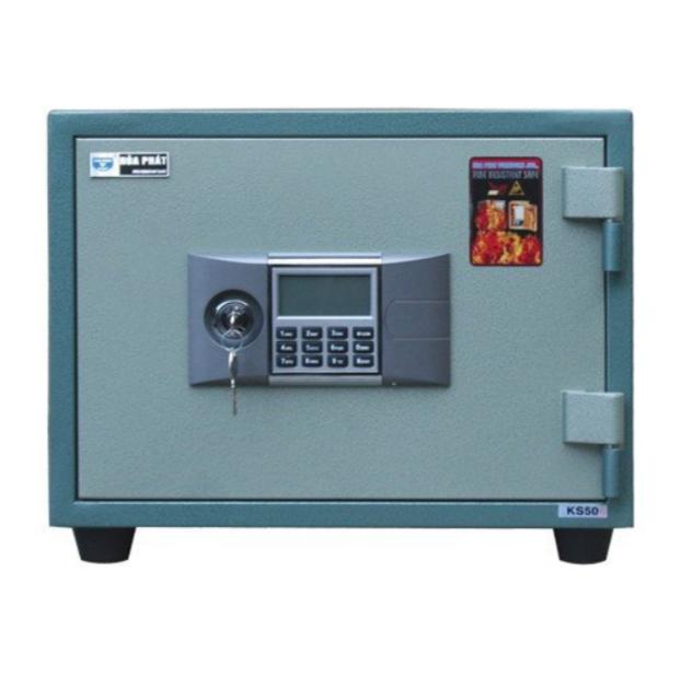 Giới thiệu chung về dòng két sắt mini Hòa Phát