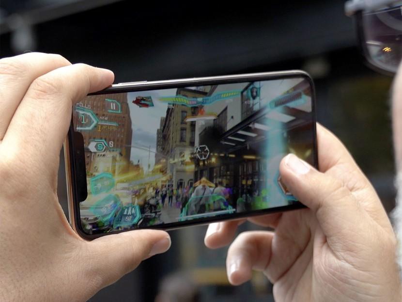 Kết quả hình ảnh cho CHOI GAME IPHONE XS