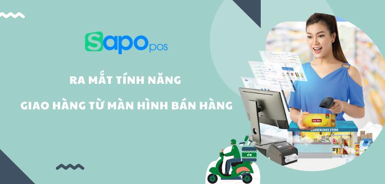 Tính năng của phần mềm Sapo PoS