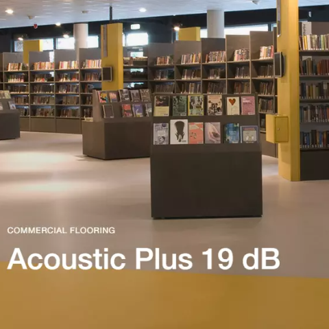 Acoustic Plus 19 dB