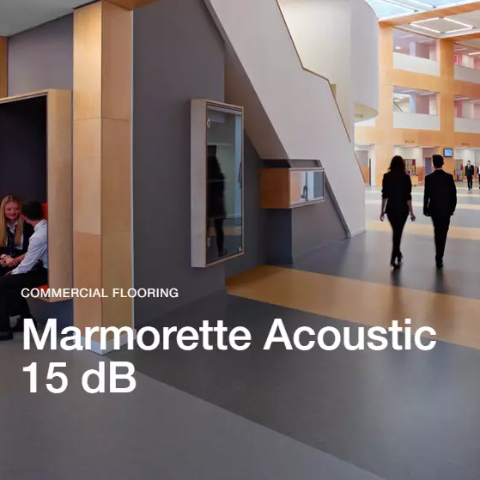Marmorette Acoustic 15 dB