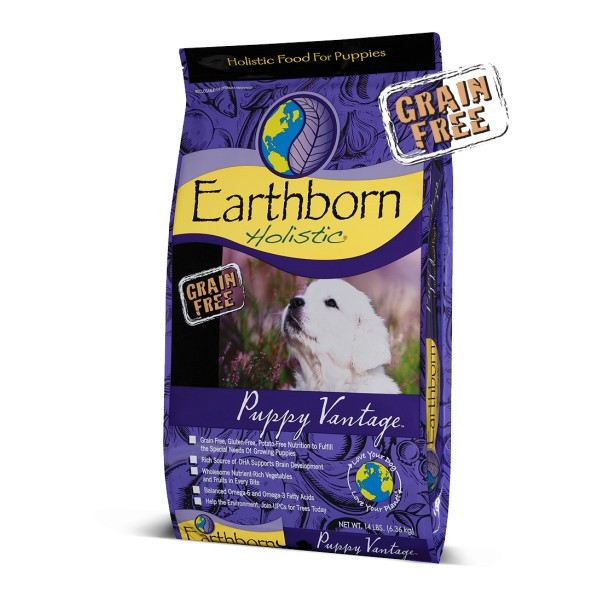 EARTHBORN HOLISTIC Puppy Vantage [Cún con] 2.5kg