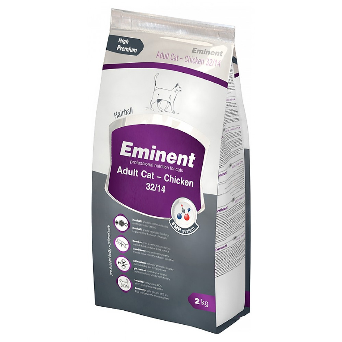 Hạt Mèo Eminent Adult [Mèo trưởng thành] 2kg