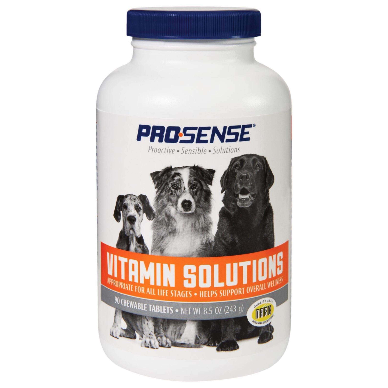 Thuốc Bổ Vitamin & Khoáng Tổng Hợp PROSENSE VITAMIN SOLUTIONS Mỹ (Hộp 90 Viên)