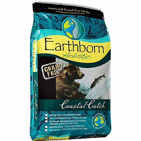 EARTHBORN HOLISTIC Coastal Catch [Cún mọi độ tuổi] 12kg