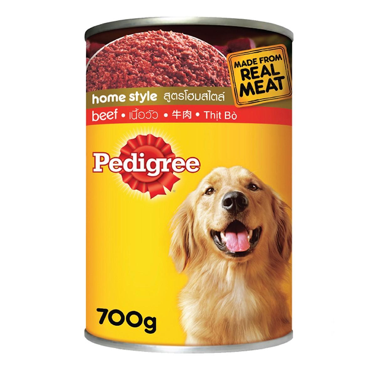 Pate Pedigree thịt bò 700g