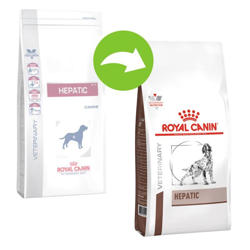 ROYAL CANIN HEPATIC - BỆNH GAN ở Cún 1.5kg