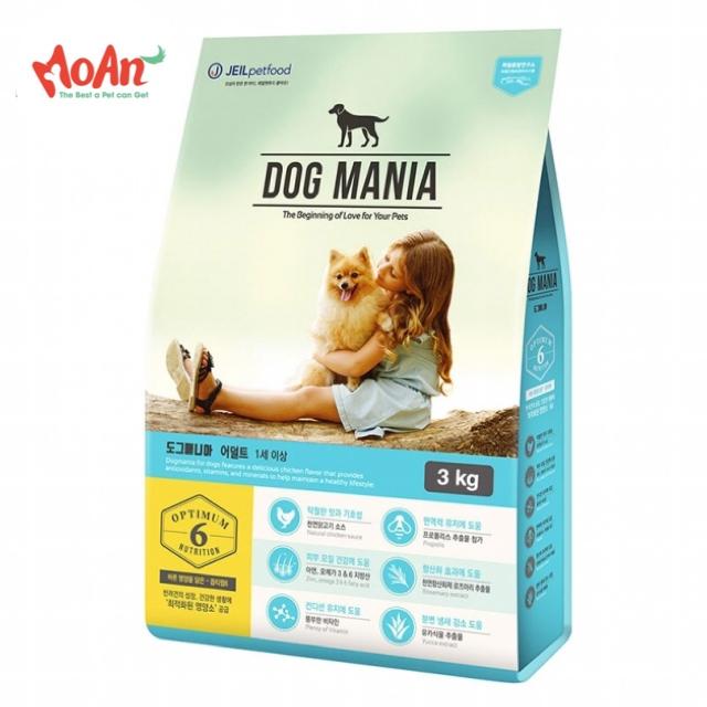 Dog Mania Adult 3kg