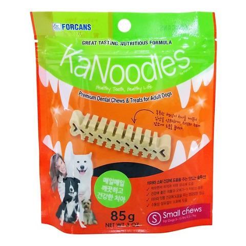 Bánh Xương Sạch Răng KaNoodles Hàn Quốc (Size S 85g)