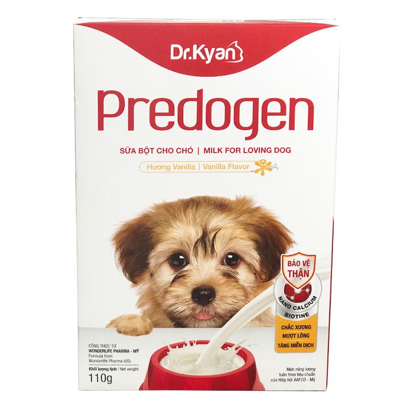 Sữa cho Cún Dr.Kyan Predogen 110g