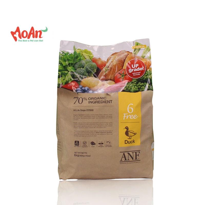 ANF Made with Organic Hữu Cơ Duck Vịt 6kg