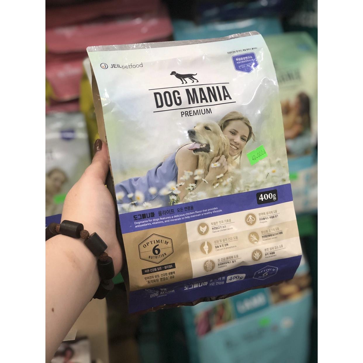 Dog Mania Premium 400g