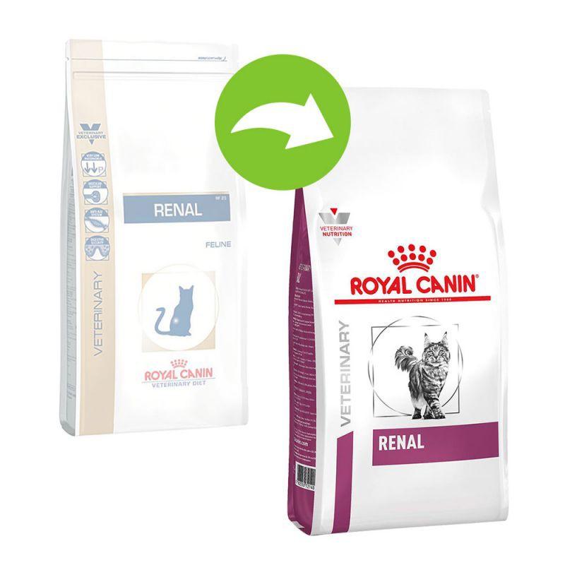 ROYAL CANIN RENAL - BỆNH THẬN Ở MÈO 2kg