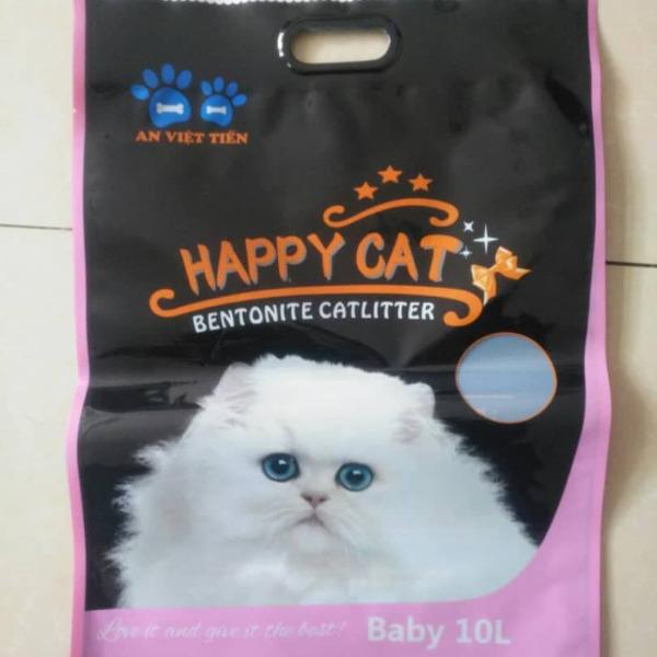 Cát Vệ Sinh cho Mèo HAPPY CAT 5L