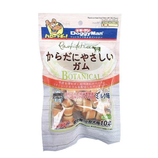 Xương Nơ Hương Sữa DoggyMan (10 Mini)
