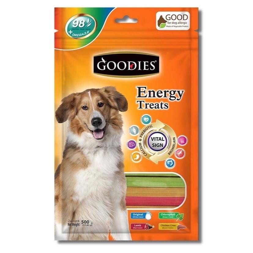 Goodies Energy Treat Square (dạng thanh vuông) 500g