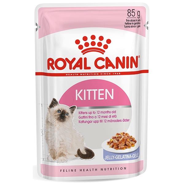 Pate ROYAL CANIN KITTEN Mèo con [Jelly] 85g
