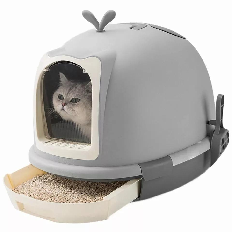 Nhà | Khay Vệ Sinh Mèo CAT009 [53x42cm]