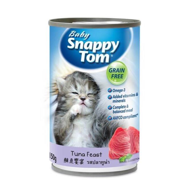 Pate Snappy Tom Cá Ngừ 150g