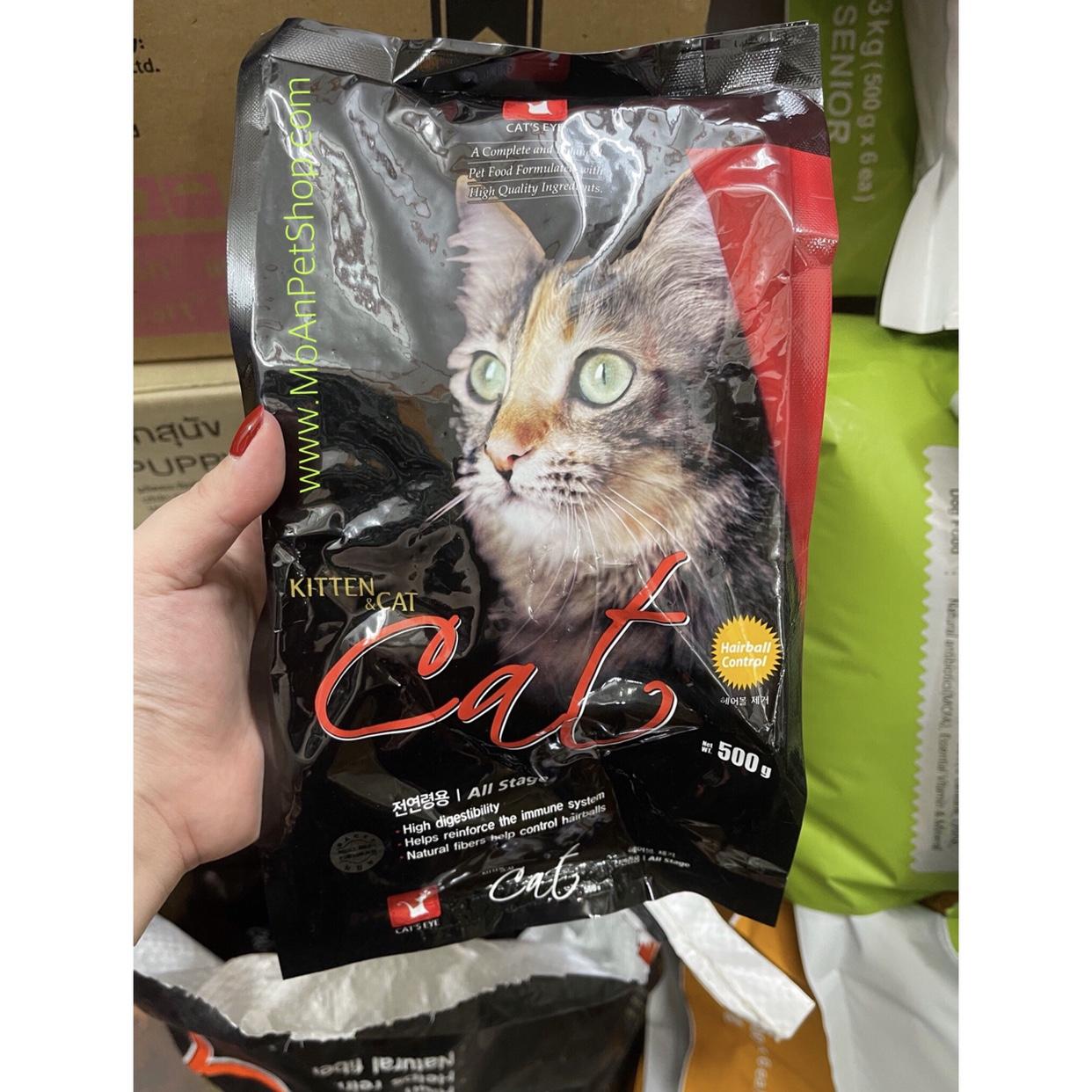 Hạt Mèo Cat's Eye 500g