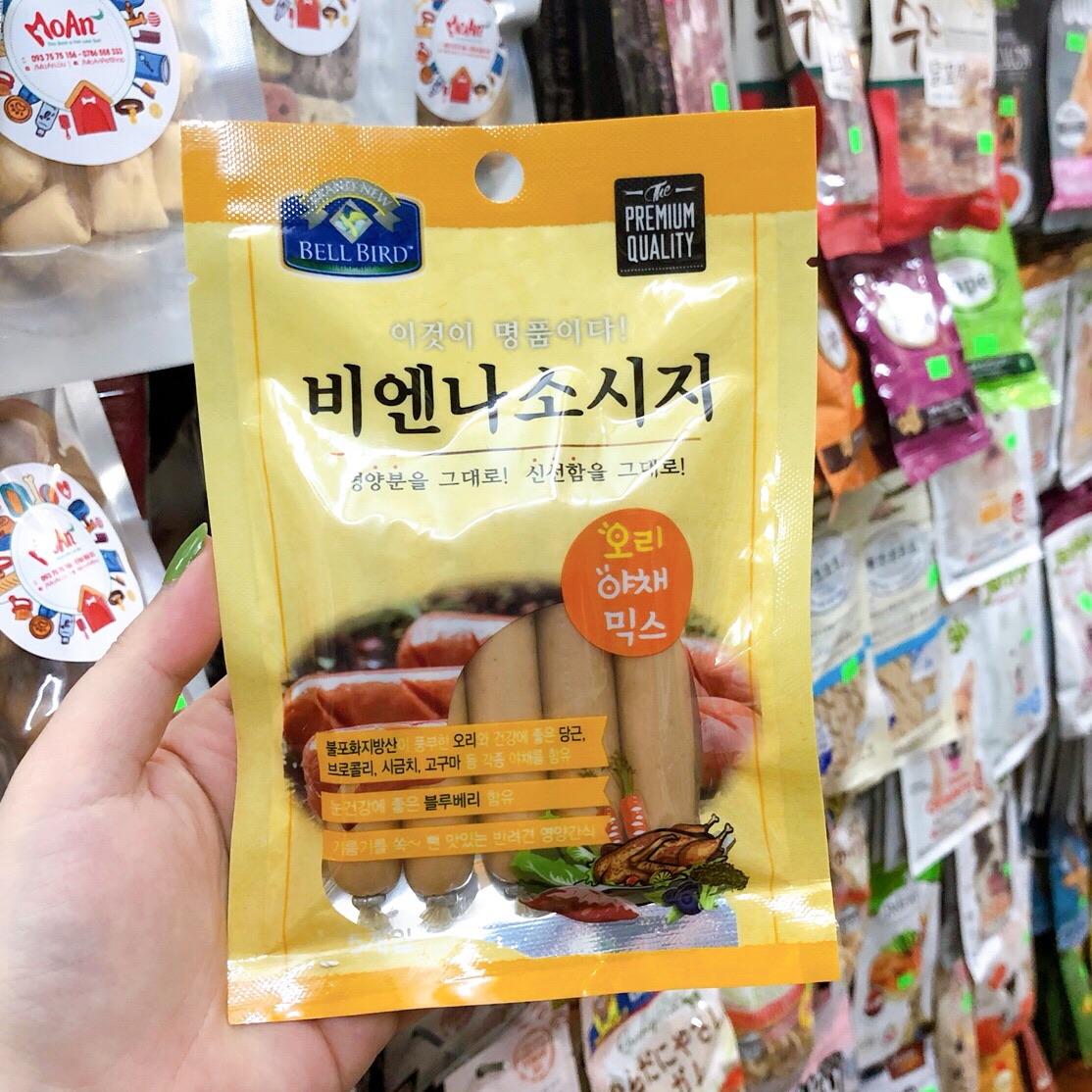 Xúc xích Bell Bird Hàn Quốc [Gà]