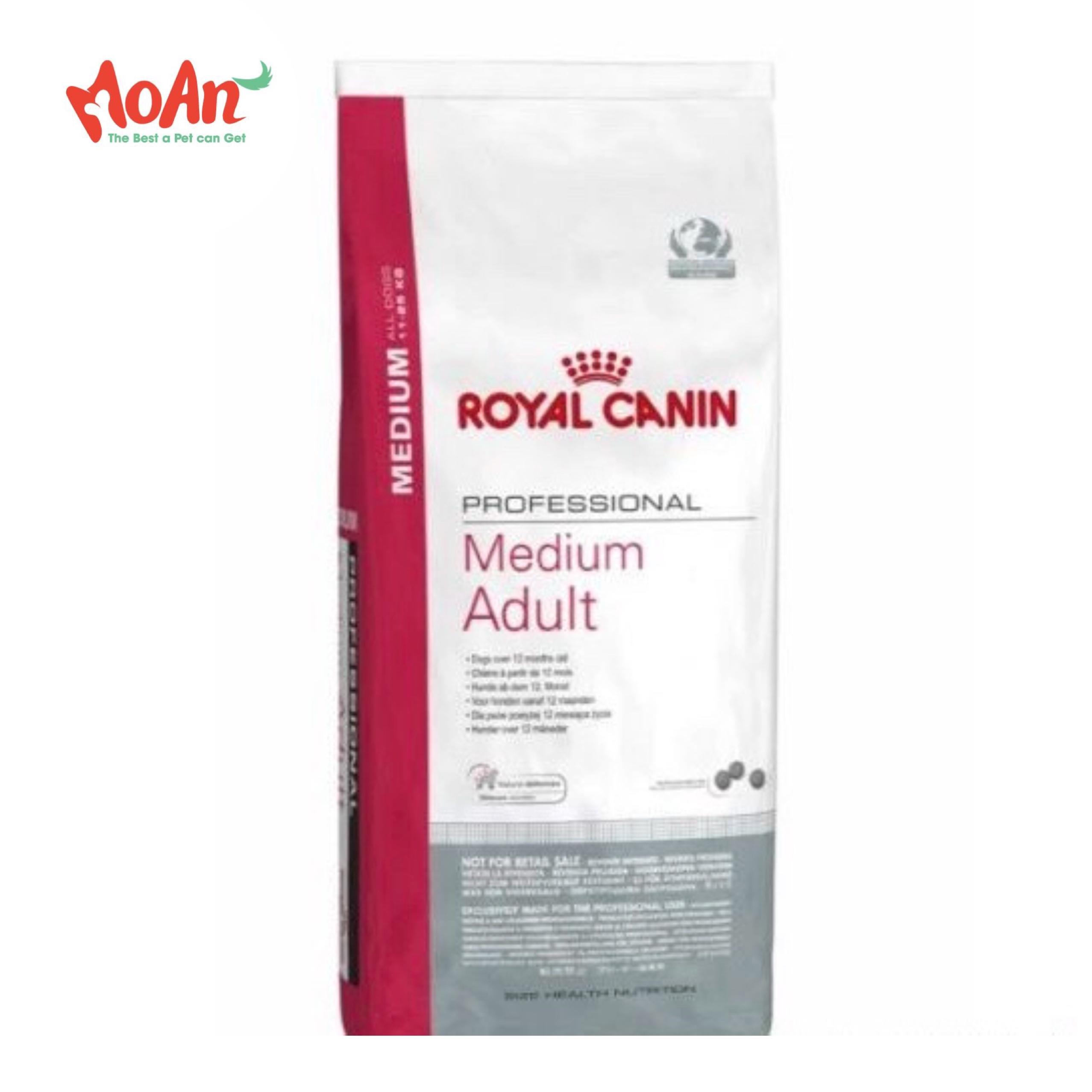 ROYAL CANIN MEDIUM ADULT 16kg