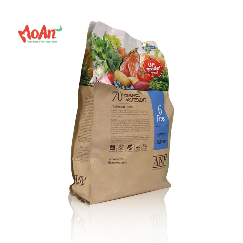 ANF Made with Organic Hữu Cơ Salmon Cá hồi 6kg