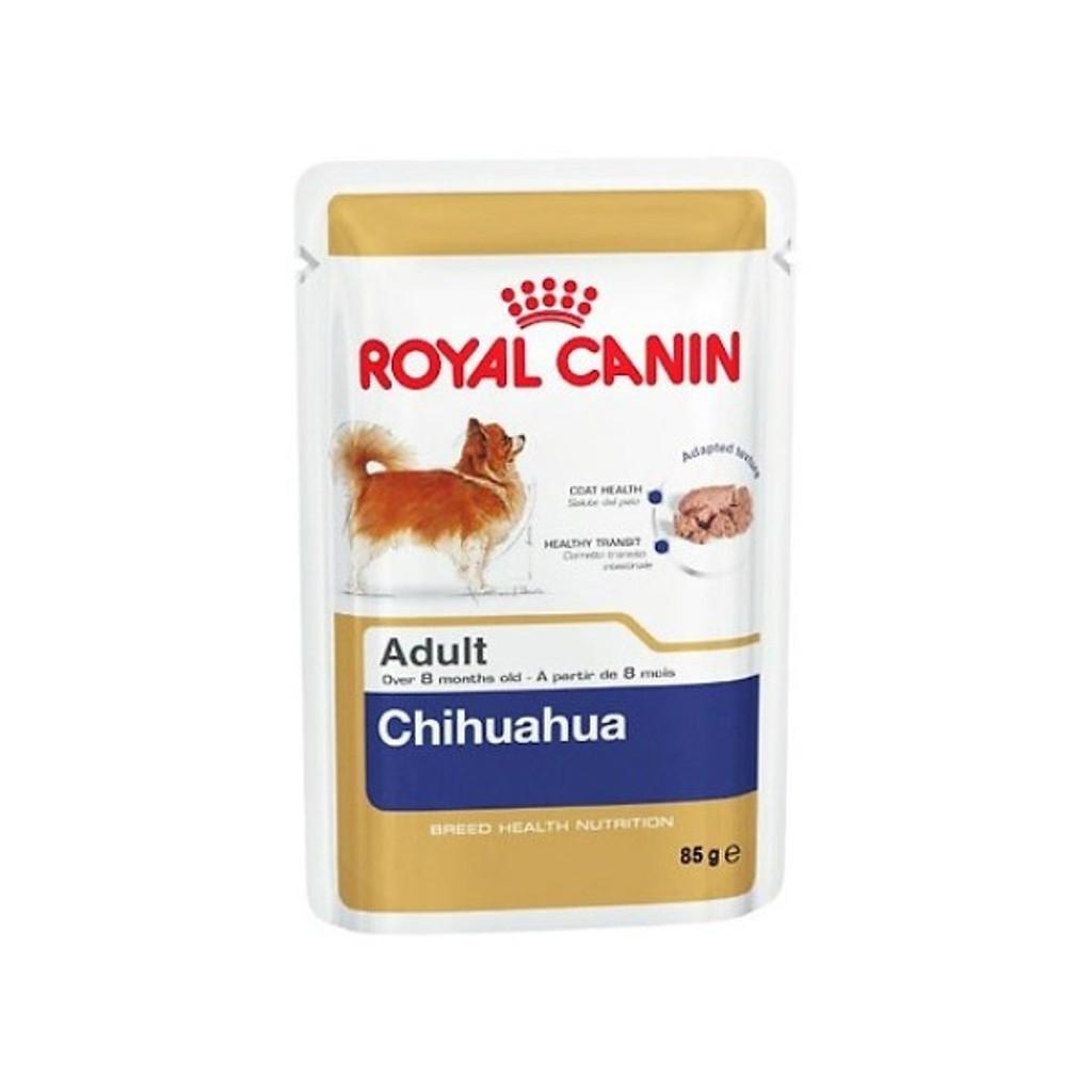 Pate ROYAL CANIN CHIHUAHUA 85g (12 gói)
