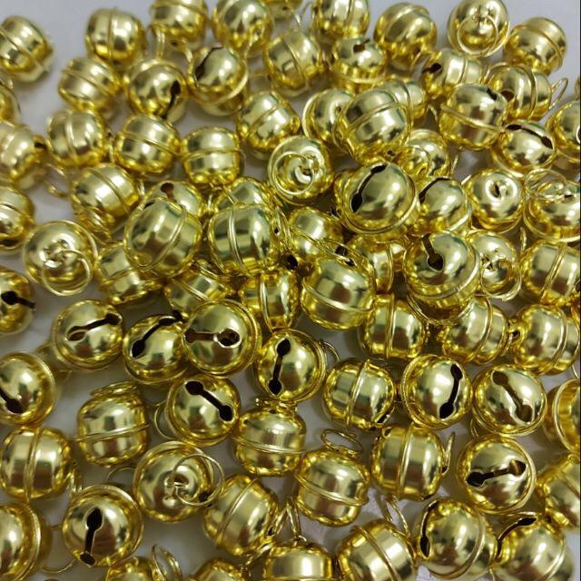 Chuông Lục Lạc Vàng Thau
