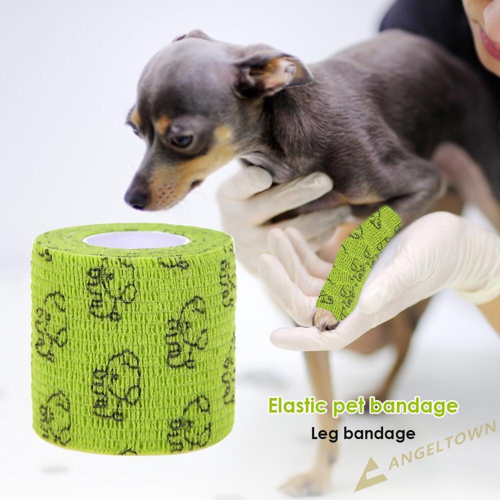 Băng Quấn Nano Cún Mèo [Pet Bandage] 5cm x 450cm