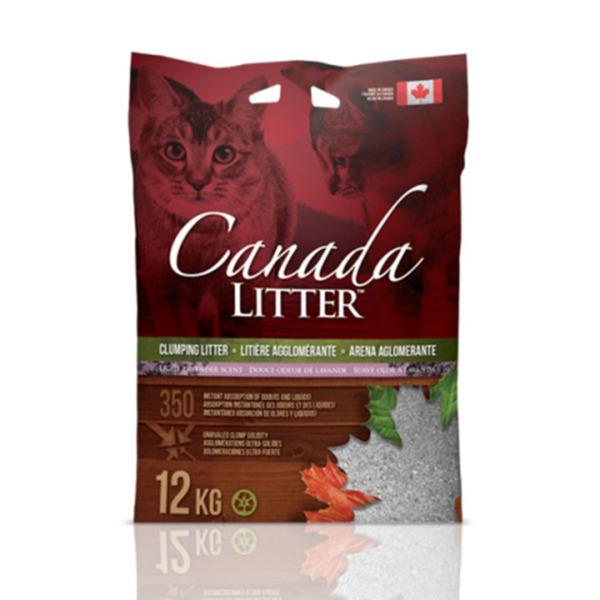 Cát Vệ Sinh cho Mèo Canada LITTER 6kg | 12kg | 18kg