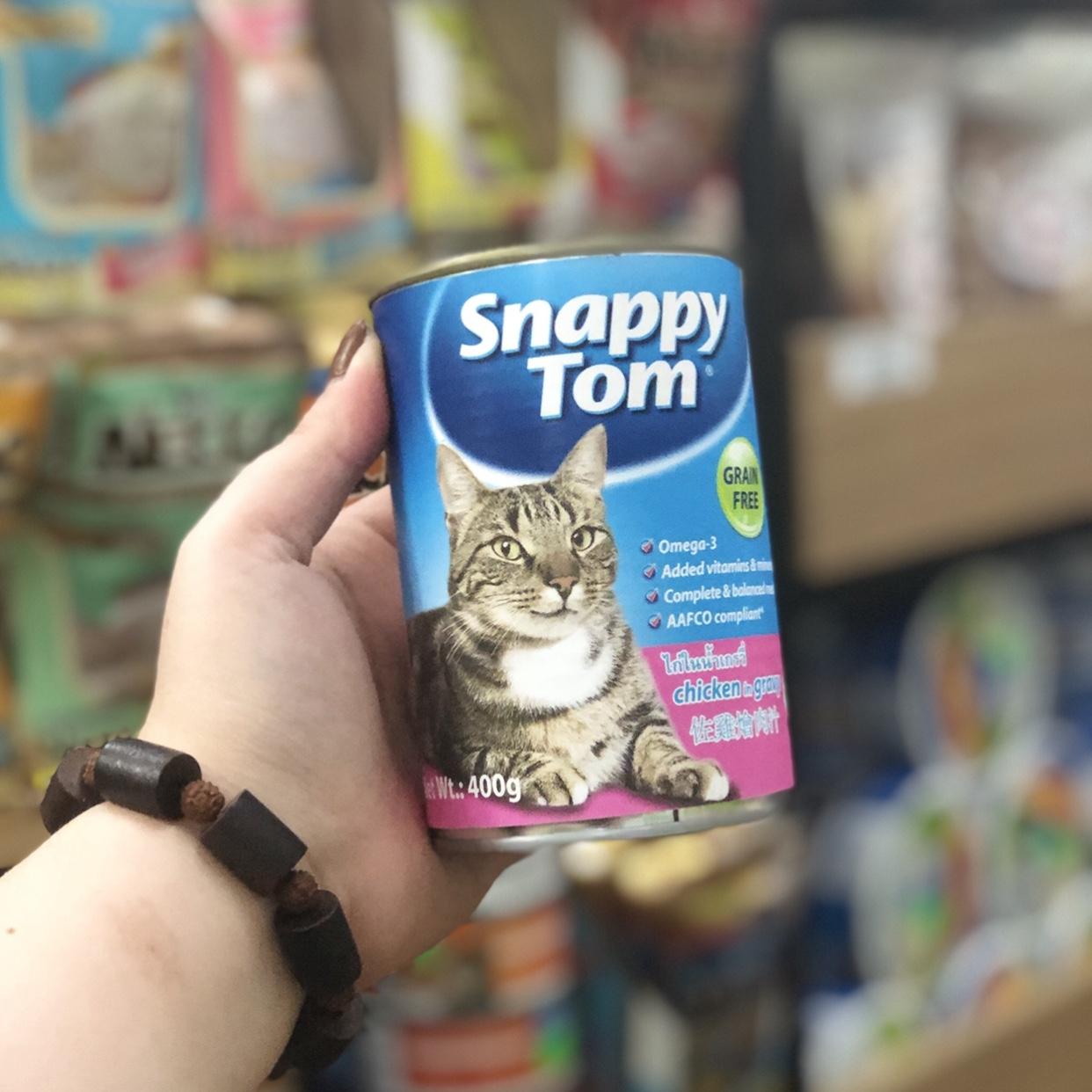Pate Snappy Tom Gà (Dạng Gravy) 400g