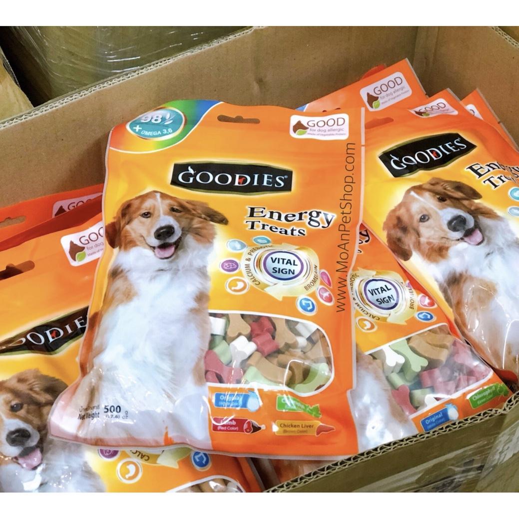 Goodies Energy Treat Cutbone (dạng xương) 500g