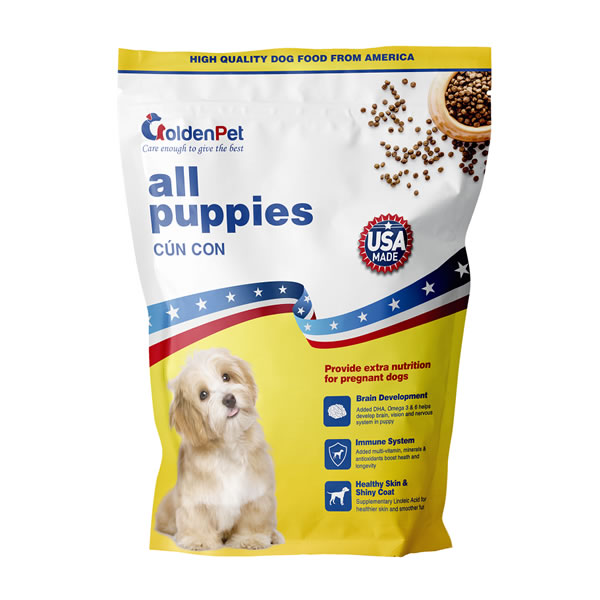 Golden Pet All Puppies Cún Con 1.1kg