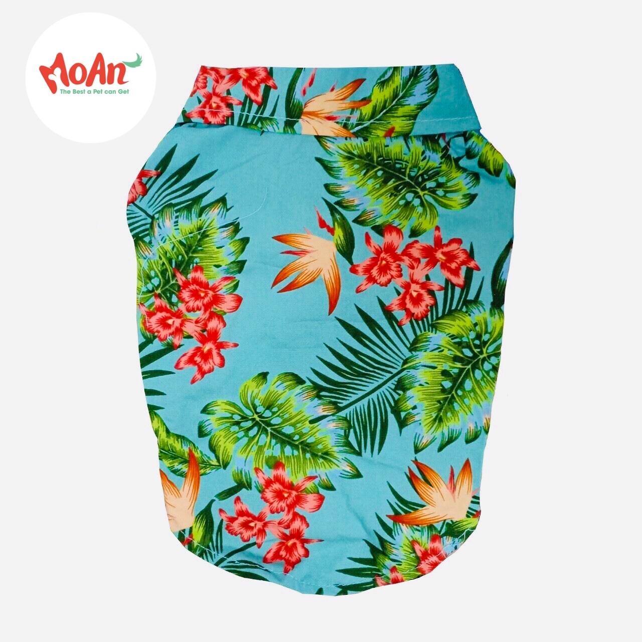Áo Sơ Mi Hawaii [Size 2 - Size 11] 2kg - 35kg