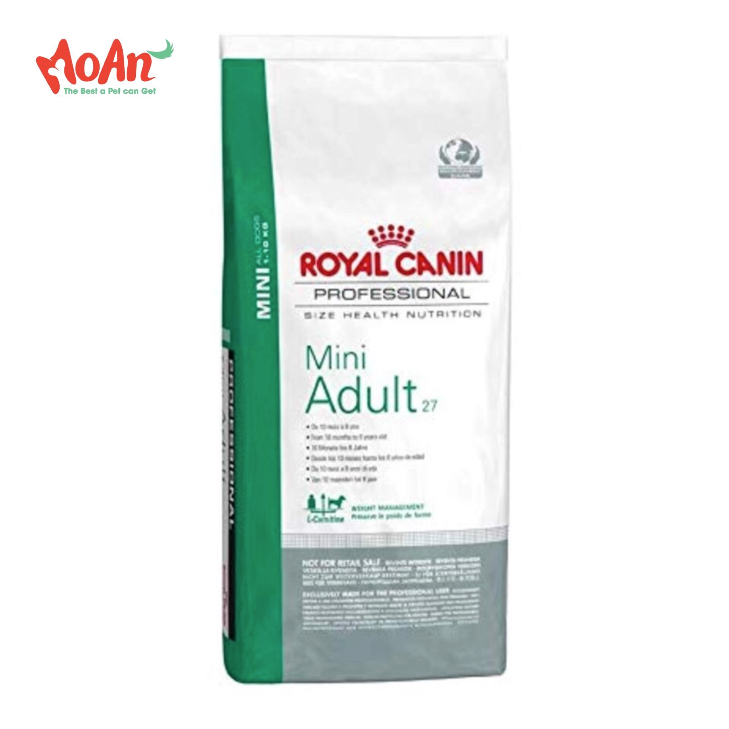 ROYAL CANIN MINI ADULT 15kg