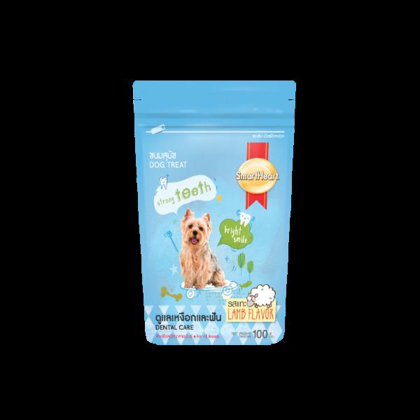Bánh SmartHeart cho Cún nhỏ (đẹp lông) 100g