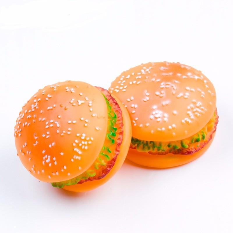 Đồ Chơi Bánh Hamburger Bíp Bíp