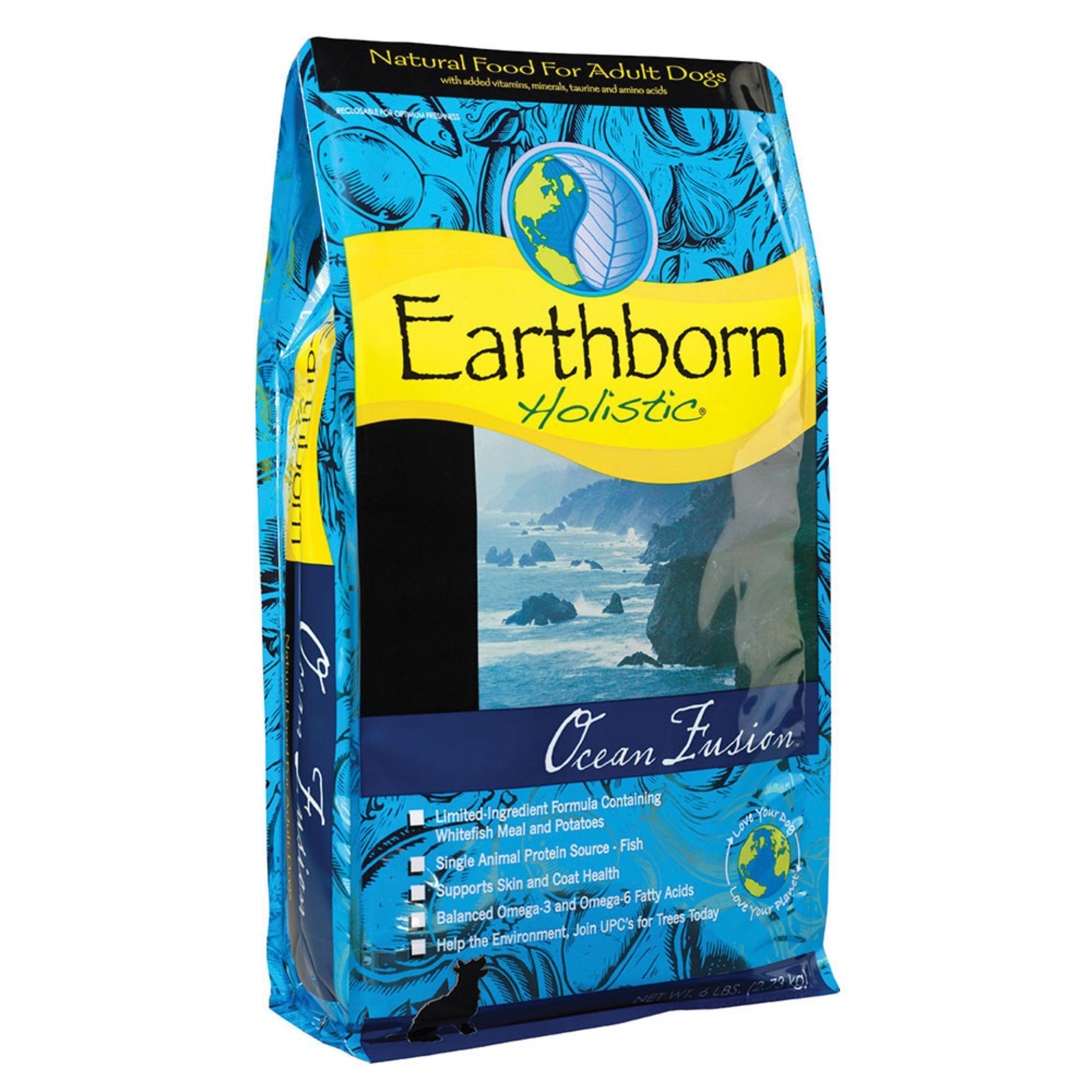 EARTHBORN HOLISTIC Ocean Fusion [Cún trưởng thành] 12kg