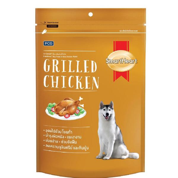 Bánh SmartHeart Vị Gà Nướng Grilled Chicken 100g
