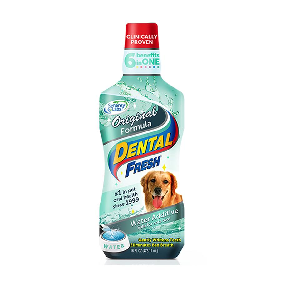 Nước Chăm Sóc Răng Miệng DENTAL FRESH Original Formula (Pha với Nước Uống) Mỹ