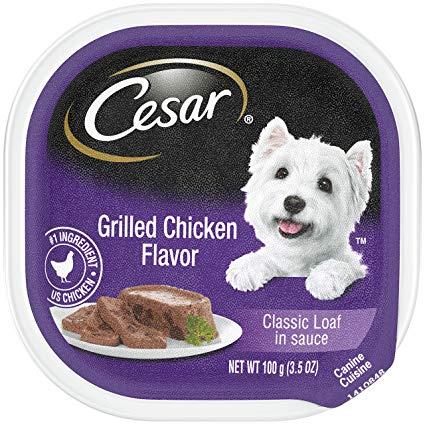 Pate Cesar USA Gà nướng Grilled Chicken 100g