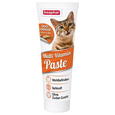 Gel Dinh Dưỡng Cho Mèo Beaphar Multi Vitamin Paste Cats 100g