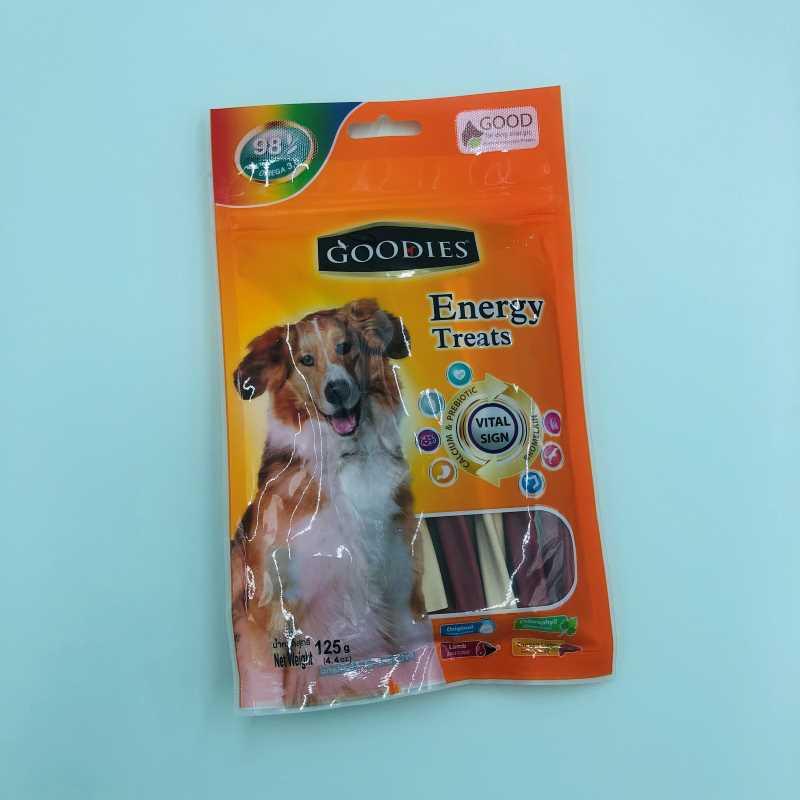 Goodies Energy Treat (dạng que xoắn) Mix 125g
