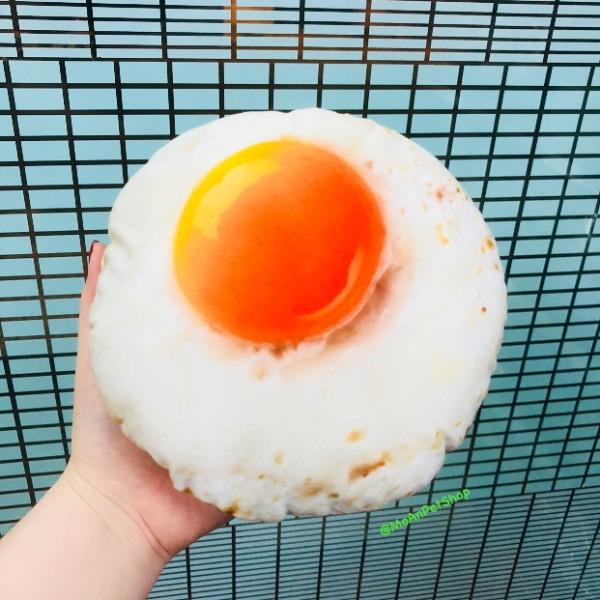 Đồ Chơi Bông Hình Trứng Ốp La Bíp Bíp