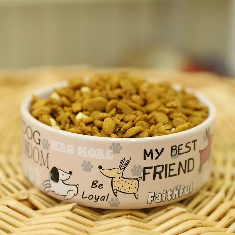 Tô | Chén sứ Dog Wisdom 12cm